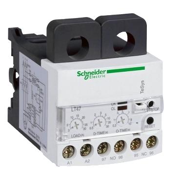 过电流和热敏电阻电机保护器