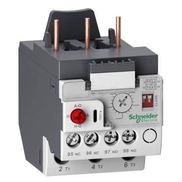 施耐德热过载继电器TeSys LR9 – LR9D / LR9D系列