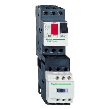 施耐德电动机启动器组合GV2D系列