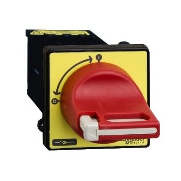 电动机开关、熔断器和熔断器保持架