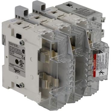 施耐德带熔断器和附件的开关TeSys GS系列