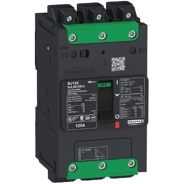 PowerPact B Multistandard