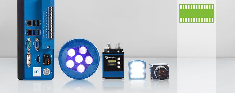 图像处理 和 Smart Cameras
