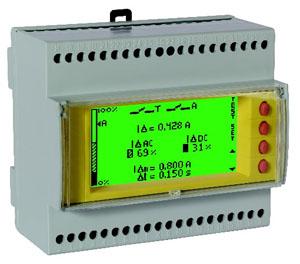 Dossena电流继电器DER3BDUAL/6D