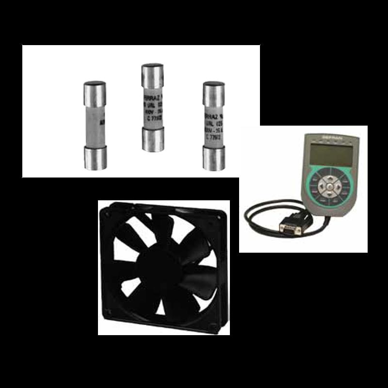 GEFRAN功率控制器 Power controllers general accessories