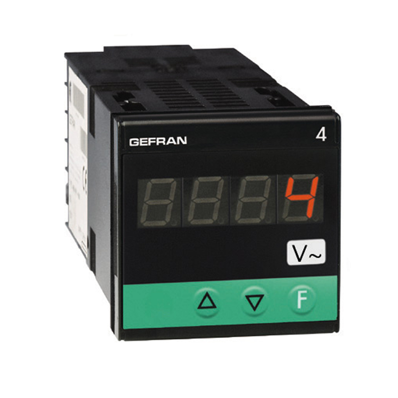 GEFRAN指示器和报警单元 Voltage and current inputs 4A48-96 Indicator/Alarm Unit for tension and current inputs