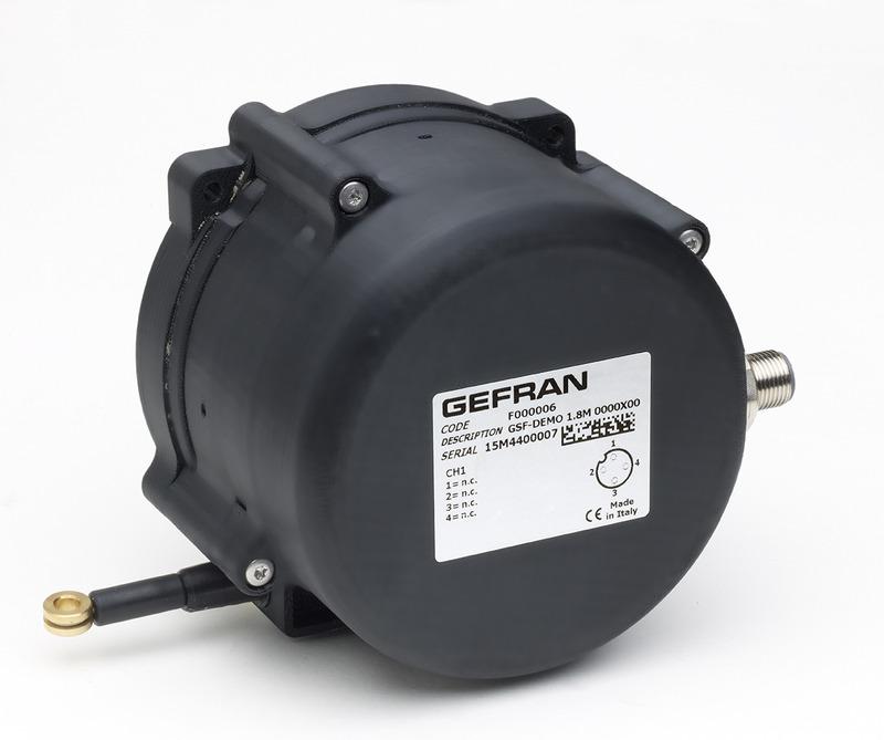 GEFRAN 线位置传感器(线电位器) GSF系列