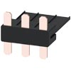 SIEMENS 西门子Link module Electrical and mechanical for 3RV1.4 and 3RT1.4 DC operation (multi-unit packaging)3RA1941-1B