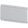 SIEMENS 西门子   Base plate for mounting of combination of three contactors (2x 3RT1.5, 1x 3RT2.4) for star-delta (wye-delta) start up