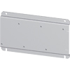 SIEMENS 西门子Base plate for mounting of combination of three contactors (3x 3RT1.5) for star-delta (wye-delta) start up3RA1952-2F