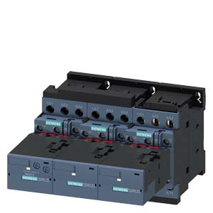 SIEMENS 西门子SIRIUS 3RA24 contactor assemblies for star-delta (wye-delta) starting, up to 90 kW