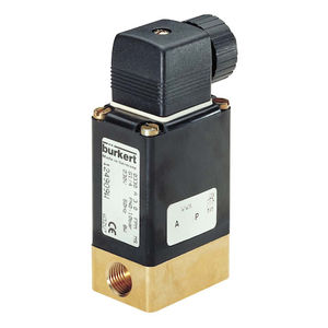 Burkert宝德伺服辅助式两位两通隔膜电磁阀类型 0290 / 货号 26432
