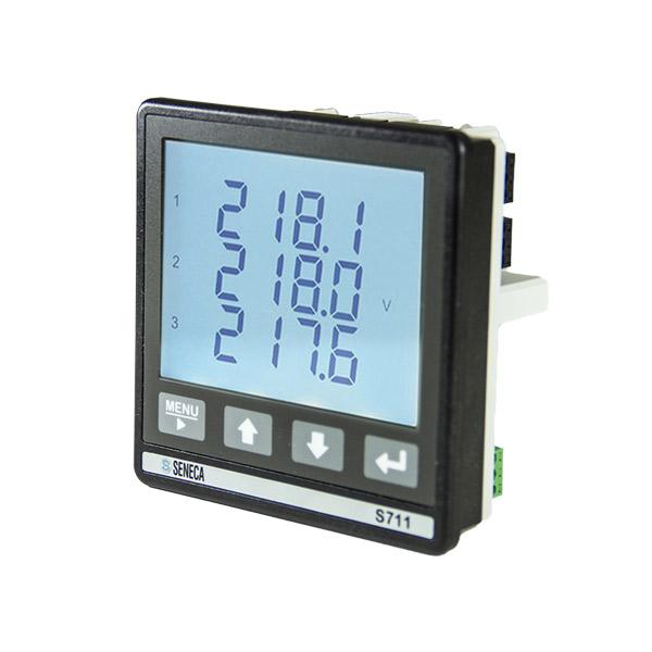 SENECA电力监测与电气测量