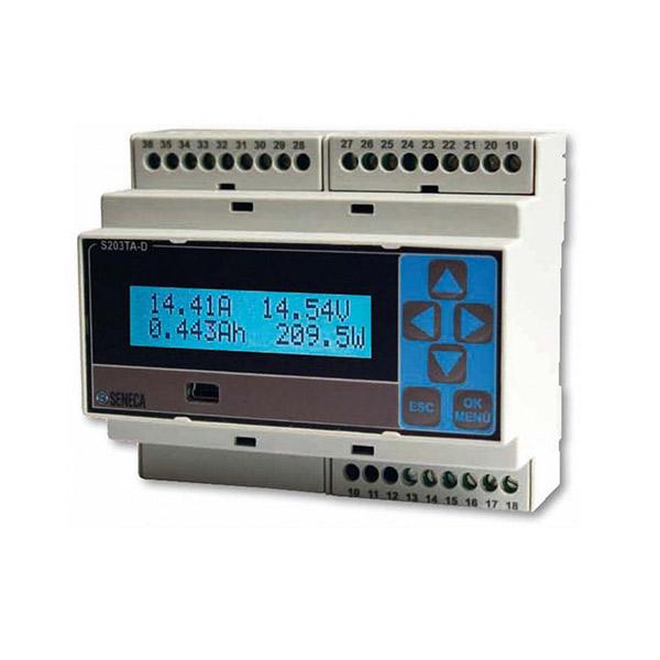 SENACA测控面板仪表