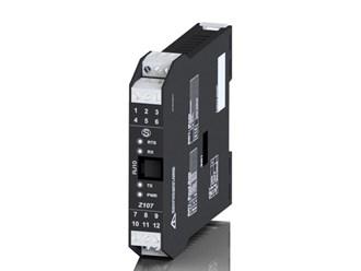 意大利Seneca HMI用于DIN导轨安装的RS232 - RS485/422串行转换器Z107