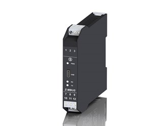 意大利Seneca  RS232/M-BUS、用于SENECA或第三方处理器的通用串行总线/M-BUS适配器模块 Z-MBUS