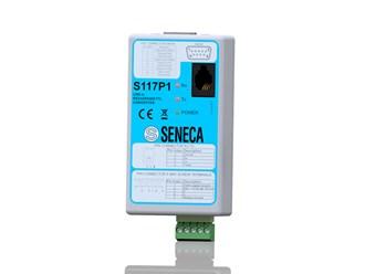 意大利Seneca  RS232/USB、TTL/USB、RS485/USB异步和光隔离串行转换器S117P1