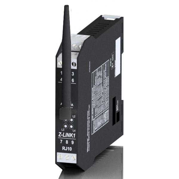 意大利Seneca 869兆赫无线电调制解调器,带RS232/RS485接口Z-LINK1-NM