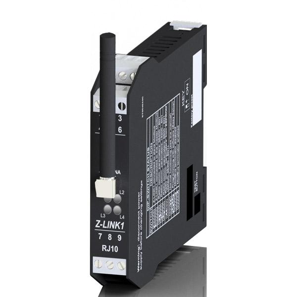 意大利Seneca869兆赫无线电调制解调器,带RS232/RS485接口Z-LINK1-LO