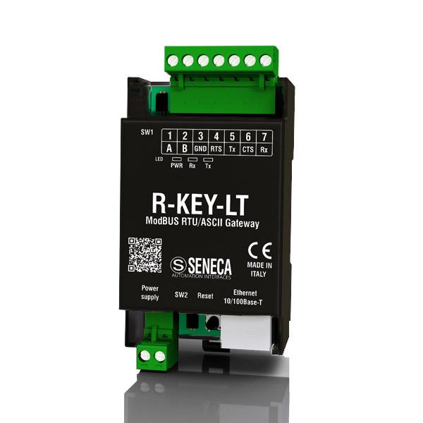 意大利Seneca1端口ModBUS-RTU/ASCII工业网关 R-KEY-LT