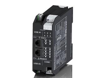 意大利Seneca 支持虚拟专用网的工业网关——嵌入式输入输出的串行设备服务器Z-PASS1