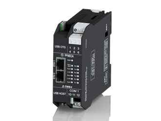 意大利Seneca 控制器单元IEC 61131,嵌入式输入/输出,斯特拉顿集成开发环境Z-TWS4