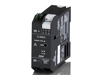 意大利Seneca带ModBUS接口的交流/DC电压至DC电流/电压转换器Z204-1