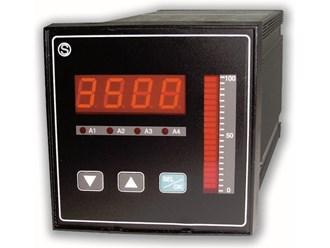 意大利Seneca带通用输入和重传输出的4位(+条形图)指示器S301B