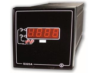 意大利Seneca 3个1/2数字指示器,带模拟输入和2个继电器报警S320A