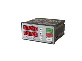 意大利Seneca带中央处理器、双显示器、基于时钟和RS485串行端口的批处理控制器S21N1