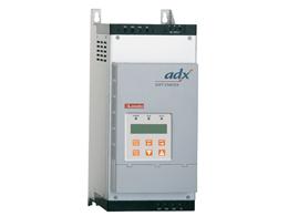 意大利LOVATO 电机控制与保护  软启动器ADX 类型 用于重载型(启动电流5•IE);预留接口用于外部旁路接触器