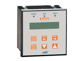 意大利LOVATO电机控制与保护  软启动器 Accessories for ADX... types 远程键盘,用于ADX...类型