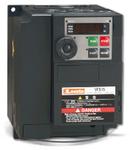 意大利LOVATO电机控制与保护  交流变频器 VFS15 三相电源: 380-500VAC 50/60Hz;内置EMC抑制器。