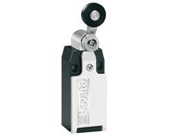 LOVATO K系列限位开关,金属/塑料(尺寸符合 EN 50047) 滚轮式摆杆柱塞