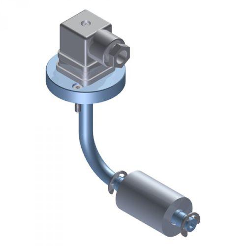 意大利MP FILTRI磁性浮子液位开关 / 用于液体 / 立式 LEG系列