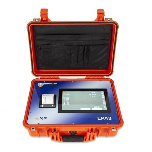 MP FILTRI 粒子计数器 / 数字 / 便携式 LPA3