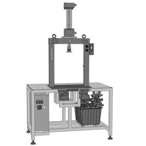 ROEMHELD台式压机 / 液压 / 铆接 / 门式 P1.102