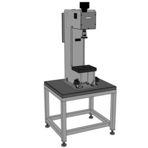 ROEMHELD液压机 / 铆接 / 台式 / C形 P1.202
