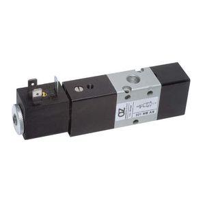 AZ PNEUMATICA线轴气动分配器 / 螺线管驱动 / 2位3通型 / 2位5通 321, 521, 5213 SERIES
