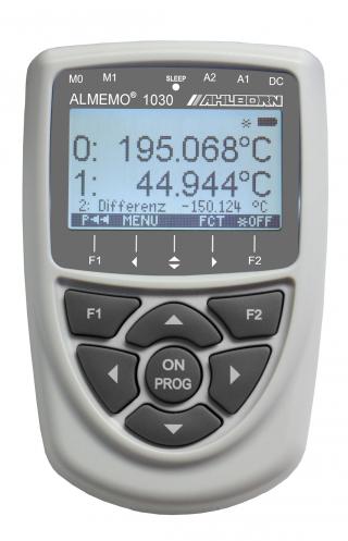 德国爱尔邦AHLBORN温度ALMEMO®1030-2的参考测量装置(Pt 100,分辨率0.001 K)