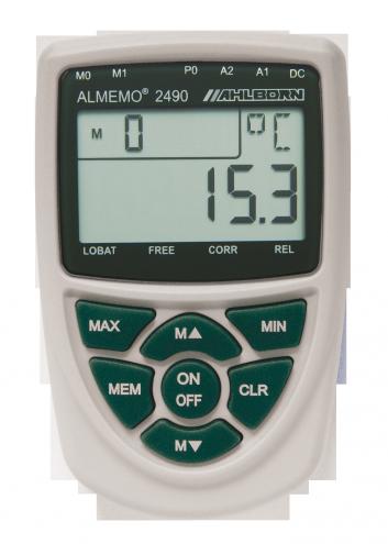 德国爱尔邦AHLBORN基本测量设备ALMEMO®2490A