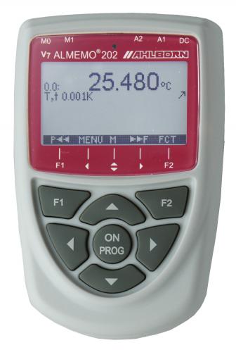 德国爱尔邦AHLBORN数据记录仪ALMEMO®202 V7