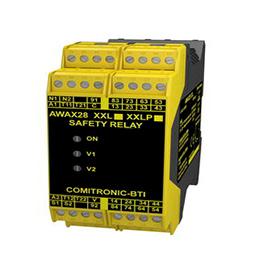 COMITRONIC-BTI 安全监控继电器 AWAX 28XXL