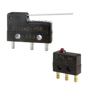 Honeywell 杠杆开关 MICRO SWITCH™ SM/SX Series