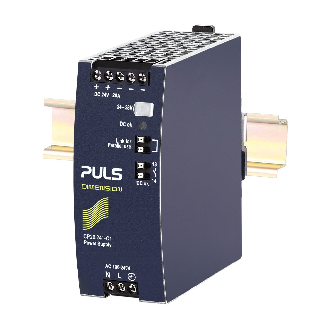 PULS  AC/DC开关电源 CP20.241-C1