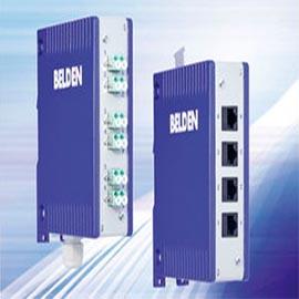 Belden 模块化配线架 MIPP™