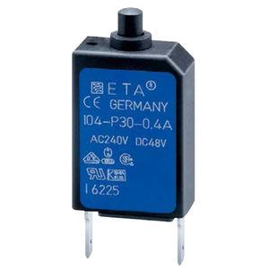 E-T-A热量断路器 104 series