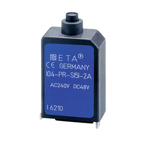 E-T-A热量断路器 104-PR series