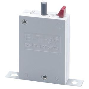 E-T-A热量断路器 129-L11-H-KF