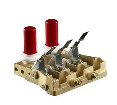 MERSEN  直流电动机电刷架